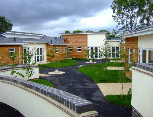 Retirement Homes, Orchard Court Residential Care Home, Brigg