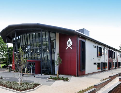 Learning Centre @AHS Archbishop Holgate's School, York